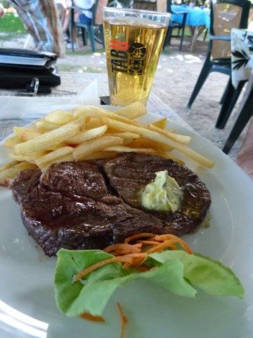 Snack Mahana steak