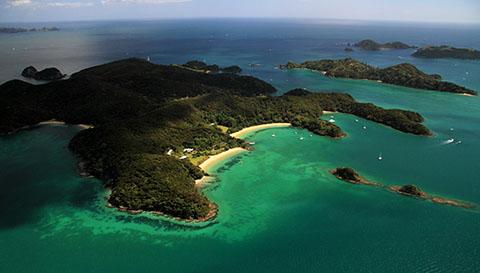 Moturua Island