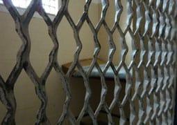Napier Prison cell