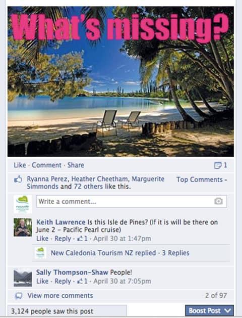 How to maximise organic Facebook reach