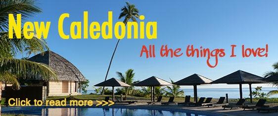 New Caledonia banner