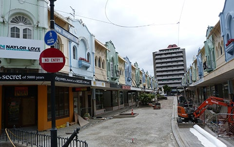 New Regent St Christchurch