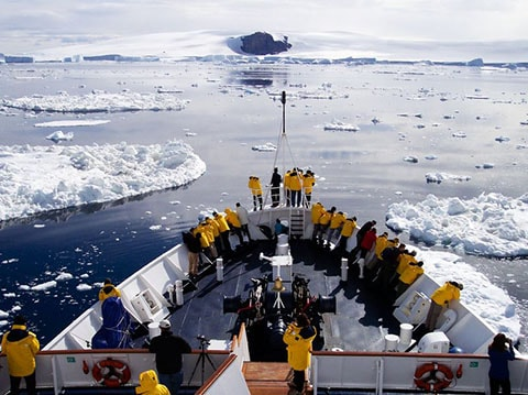 Antarctica Quark Expeditions