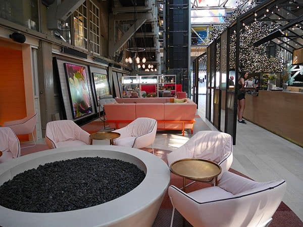 Ovolo fire pit