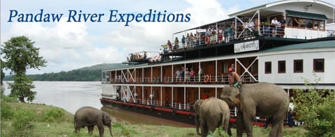 Pandaw river cruise