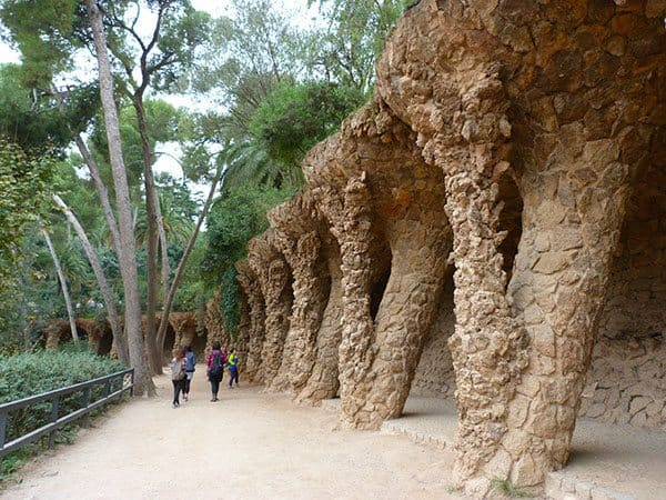 Gaudi Parc Guell