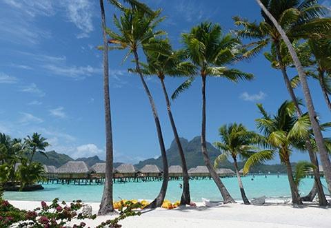 Pearl Beach resort Tahiti