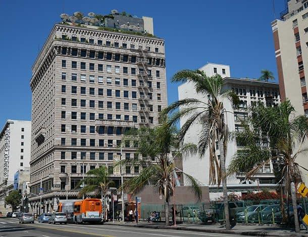 Pershing downtown LA