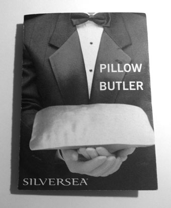 Pillow butler