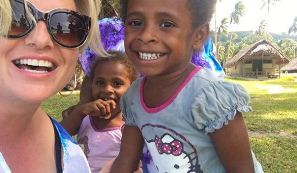 Vanuatu children