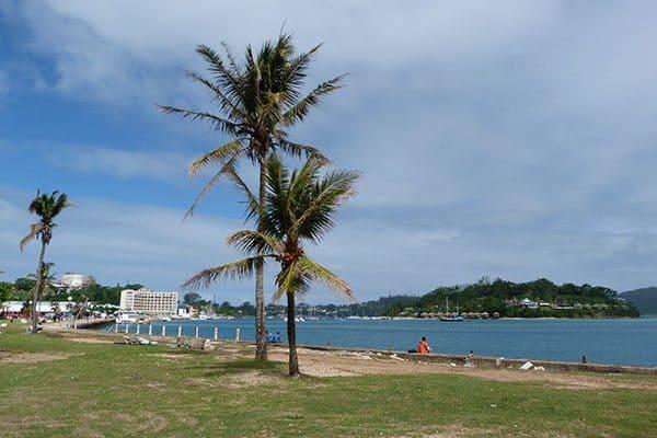 Port Vila beautification