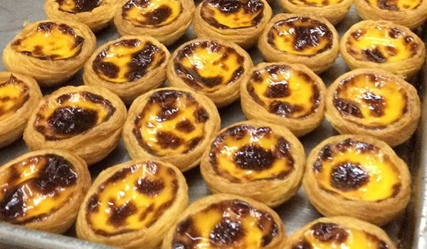 Lord Stows egg tarts