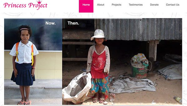 Princess Project cambodia