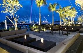 Prive bar, Singapore