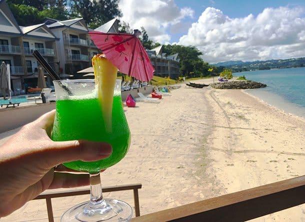 Vanuatu cocktail