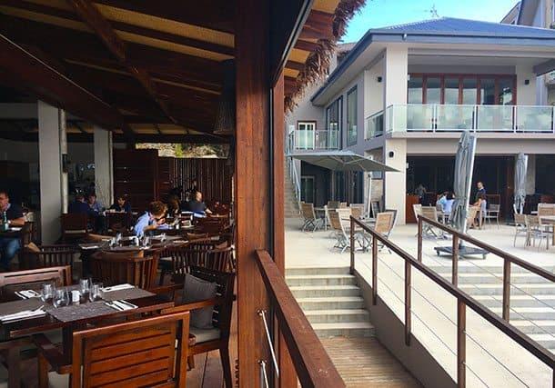 Ramada restaurant vanuatu
