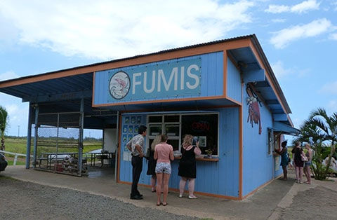 Fumi's shrimp shack