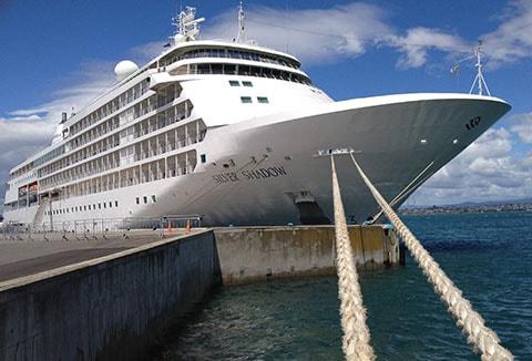 Look Inside Silverseas Silver Shadow Ship - Silver shadow cruise ship itinerary