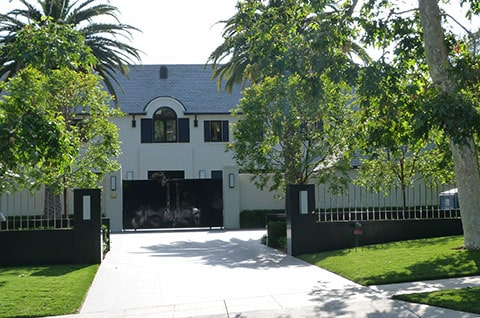 Simon Cowell house