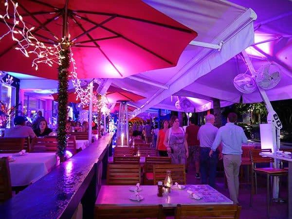 Ocean Drive Restaurants