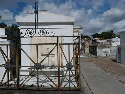 New Orleans cemetery