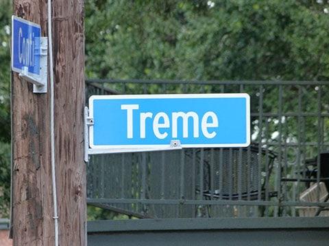 St Louis cemetery Treme