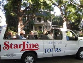 Stalking celebrity homes in la for Celebrity homes tour la
