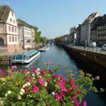 Blogging on the tracks: Strasbourg