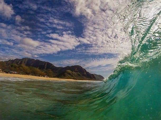 Surf pic Oahu