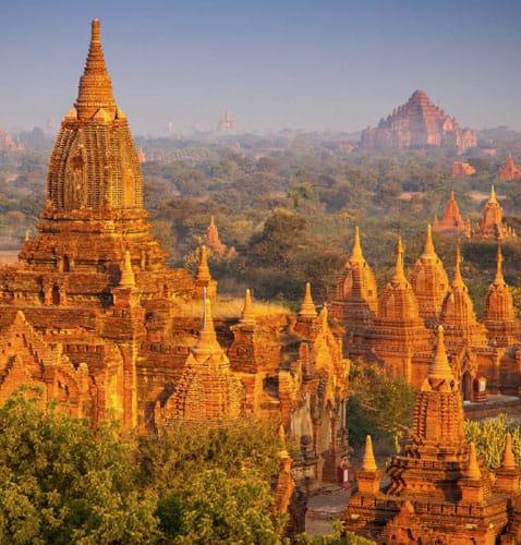 Temple of Bagan