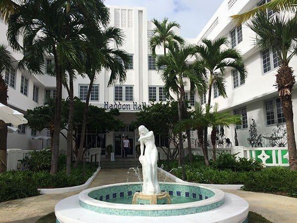 The Hall South Beach