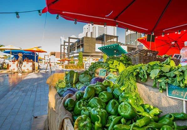 The Market at The Beach Dubai