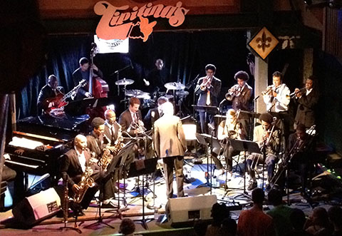 Tipitinas New Orleans jazz