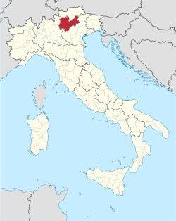 Where is Trentino