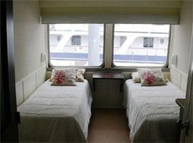 Twin cabin Alaskan Dream