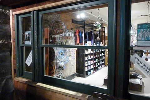 Underground shop Seattle