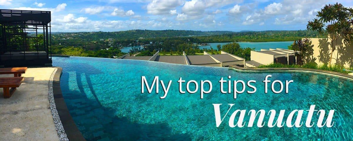 Vanuatu tips