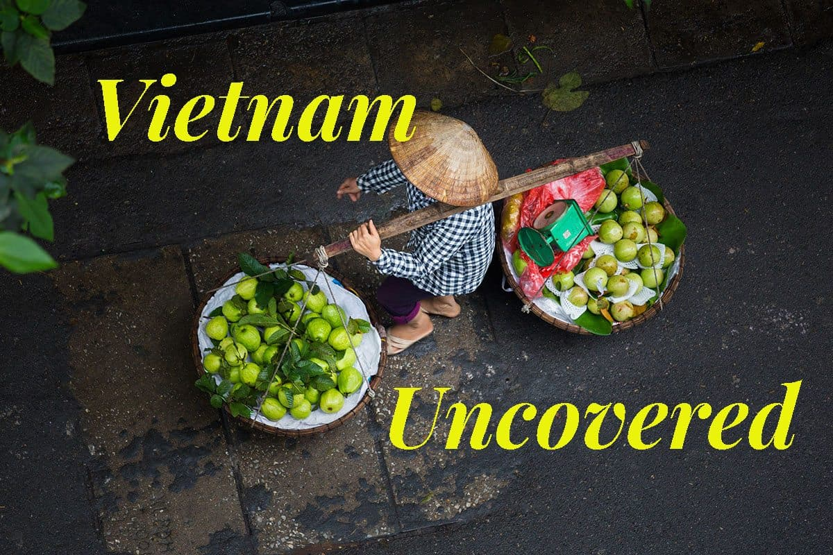 Come with me to Vietnam! - Blogger at Large