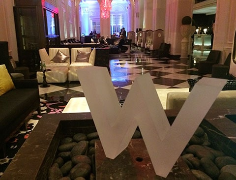 W hotel, Washington