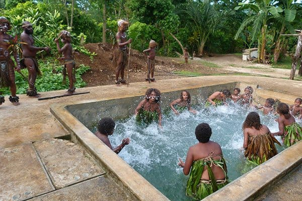 Leweton Cultural experience