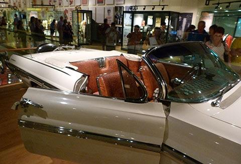 Webb Pierce car Nashville