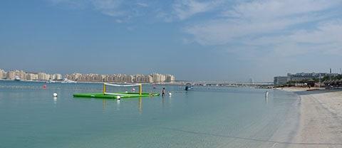 Westin Dubai beach
