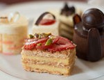 A posh Gatsby-style afternoon tea in Melbourne