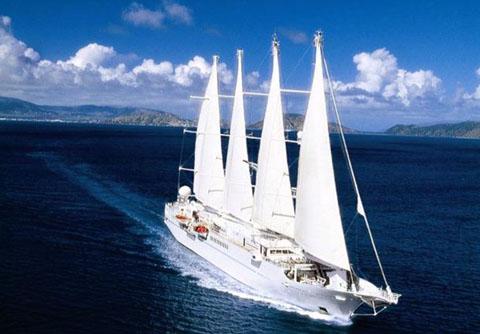 Windstar yacht