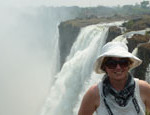 Under the African sun: Victoria Falls, Zambia