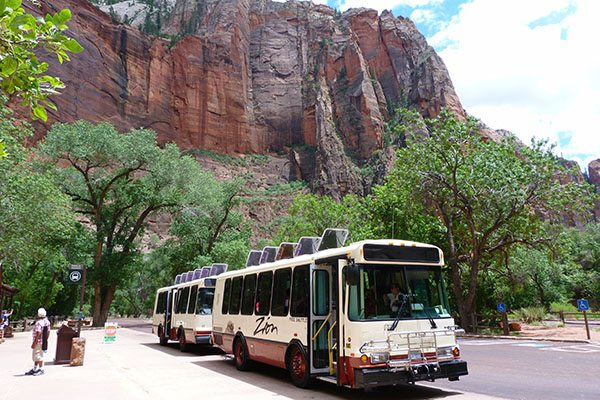The Narrows Zion