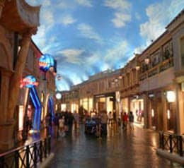 Las Vegas shops