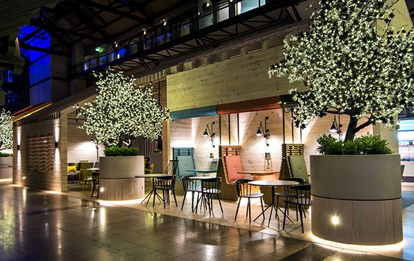 ovolo garden and kissing booth